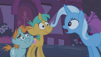 Trixie -out of your little pony minds- S1E06