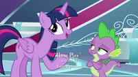 Twilight -Princess Celestia has always- S8E7
