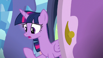 "Twilight Sparkle ""I've been thinking"" S8E24"