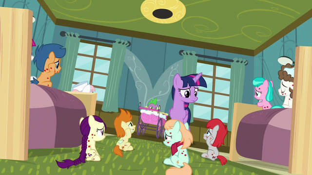 """File:Twilight Sparkle """"is everypony okay?"""" S7E3.png"""