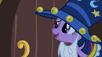 Twilight calling out Fluttershy S2E04
