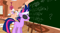 Twilight looking at equation S2E20