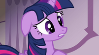 "Twilight nervous ""MY command?"" S4E01"