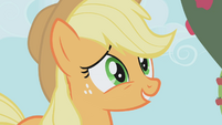 "Applejack ""Money t' fix granny's hip"" S01E03"