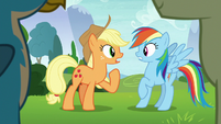 "Applejack ""with us in charge"" S8E9"