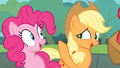 Applejack '...we don't blame in this family' S4E09.png