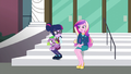 Dean Cadance sits next to Twilight EG3.png