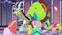 Discord reaches his wit's end S5E7