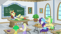 Flam -see if you can demonstrate- S8E16