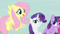 "Fluttershy ""I think it's lovely"" S5E1"
