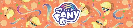 MLP Pony Life Amazon.com Applejack banner