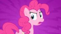 Pinkie Pie 'Tell me about it big time!' S1E25