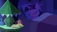 Princess Twilight Sparkle in bed EG