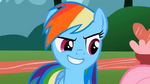 "Rainbow Dash ""May the best pet win"" S2E07"