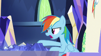 Rainbow Dash -a hero!- S8E21