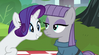 Rarity --can't wait one more second-- S6E3