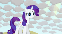 Rarity -I have to keep on trying- S3E13