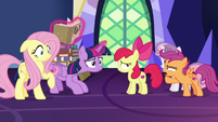 "Scootaloo ""if you wanted to go"" S9E22"