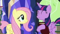 "Twilight ""can't wait to get started!"" S5E23"