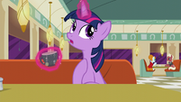 Twilight --I probably wouldn't do it that way again-- S6E9