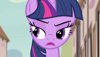 Twilight -doesn't want us talking to Sugar Belle- S5E1