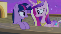 "Twilight Sparkle ""I owe somepony an apology"" S7E22"