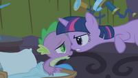 Twilight Sparkle Spike S1E11