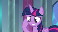 Twilight Sparkle unable to process S9E1