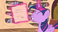 Twilight excited S4E11