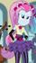 Violet Blurr e Pixel Pizzaz