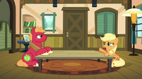 Young Applejack --what was I supposed to do--- S6E23
