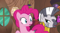 "Zecora ""better if I were more clear"" S7E19"