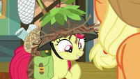 "Apple Bloom ""if we catch him"" S9E10"