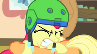 Apple Bloom getting even more frustrated S4E17