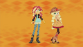 Applejack and Sunset pixelating EG2.png