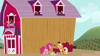 Applejack barn 2 S2E18