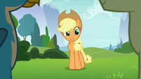 Applejack excited to teach her students S8E9