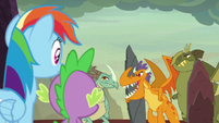 Billy -Ember commanded us to make peace- S7E25