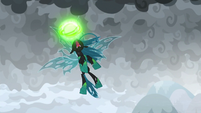 Chrysalis unleashing her full power S9E25