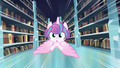 Flurry Heart sees Rarity with a net S6E2.png