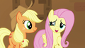 """Fluttershy """"just happy to be with all of you"""" S7E2.png"""