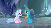 Gallus -we still have to get back- S8E22