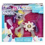 MLP The Movie Glitter & Glow Princess Celestia packaging