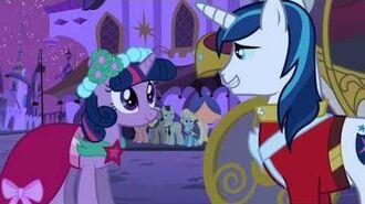 My Little Pony Friendship is Magic Love is in Bloom Swedish