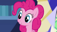 "Pinkie Pie ""if the connection is totally cut off"" EG2"