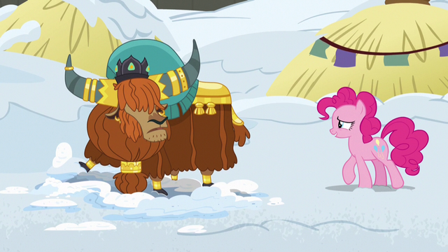 File:Pinkie Pie approaching Prince Rutherford S7E11.png