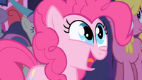 Pinkie Pie gasps again S1E01