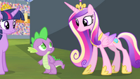 Princess Cadance -we can't turn back time- S4E24