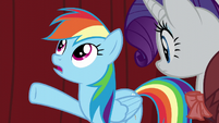 Rainbow -we need you to fly in Spitfire's place!- S5E15
