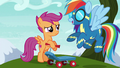 "Rainbow Dash ""be ready for me"" S6E7.png"
